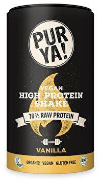 High Protein Shake Vanille von Pur Ya günstig bei Kokku im Veganshop kaufen!