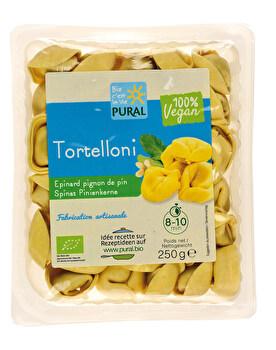 Tortelloni Spinat Pinienkerne von Pural günstig bei Kokku im Veganshop kaufen!