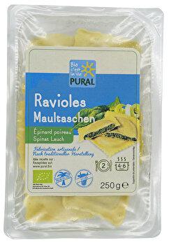 Vegane Maultaschen Spinat Lauch von Pural preiswert bei kokku im veganen Onlineshop kaufen!