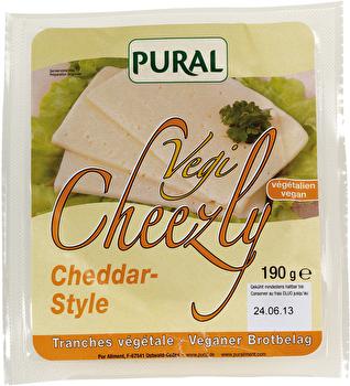 Vegi Cheezly Cheddar Style von Pural günstig bei Kokku im Veganshop kaufen!