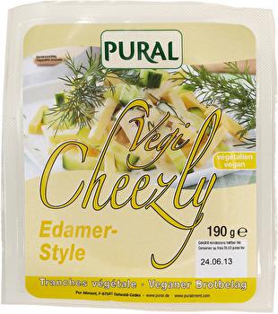 Vegi Cheezly Edamer Style von Pural günstig bei Kokku im Veganshop kaufen!