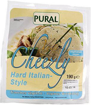 Vegi Cheezly Hard Italien Style von Pural günstig bei Kokku im Veganshop kaufen!