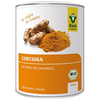 Curcuma Pulver von Raab günstig bei Kokku im Veganshop kaufen!