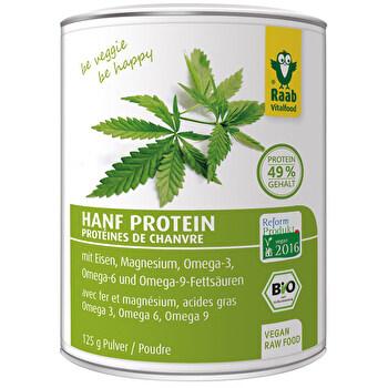 Hanf Protein von Raab günstig bei Kokku im Veganshop kaufen!