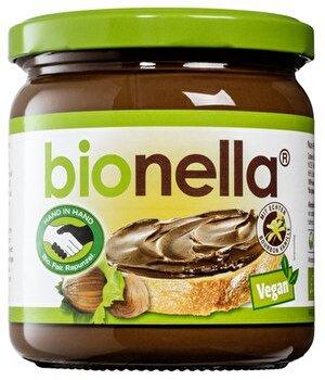 Bionella® - die vegane Schokocreme von Rapunzel jetzt bei kokku-online.de kaufen.