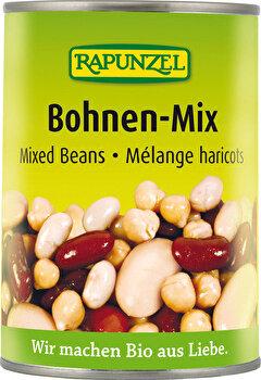 Bohnen-Mix in der Dose von Rapunzel günstig bei Kokku im Veganshop kaufen!