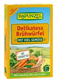 Delikatess Gemüsebrühe Brühwürfel von Rapunzel günstig bei Kokku im Veganshop kaufen!