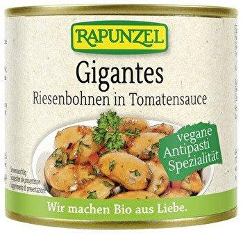 Gigantes Riesenbohnen in Tomatensauce von Rapunzel günstig bei Kokku im Veganshop kaufen!