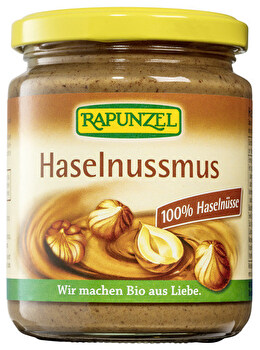 Haselnussmus von Rapunzel günstig bei Kokku im Veganshop kaufen!