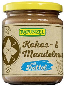 Kokos- & Mandelmus mit Dattel von Rapunzel günstig bei Kokku im Veganshop kaufen!