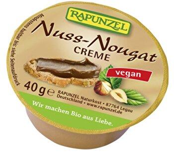 Nuss Nougat Creme Aufstrich Probiergröße von Rapunzel günstig bei Kokku im Veganshop kaufen!