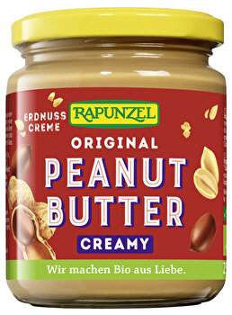 Peanutbutter Creamy von Rapunzel günstig bei Kokku im Veganshop kaufen!