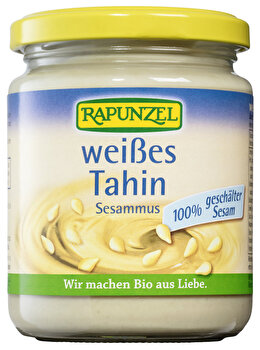 Tahin weiß von Rapunzel günstig bei Kokku im Veganshop kaufen!