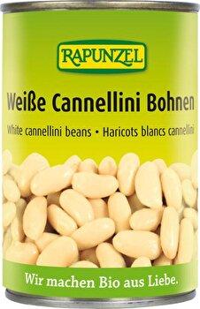 Weiße Cannellini Bohnen in der Dose von Rapunzel günstig bei Kokku im Veganshop kaufen!