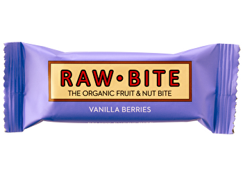 Raw Bite Vanilla Berries von Raw Bite günstig bei Kokku im Veganshop kaufen!