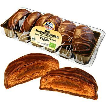 Ananasbomben - Lebkuchen mit Ananasmus von Rosmarin Bioback günstig bei Kokku im Veganshop kaufen!
