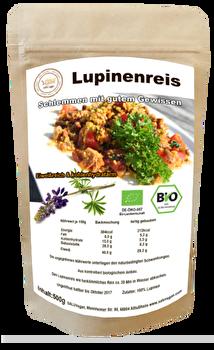 Lupinenreis von SALUvegan günstig bei Kokku im Veganshop kaufen!