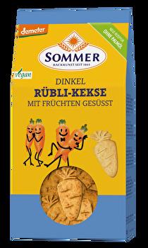 Dinkel Rübli Kekse von Sommer günstig bei Kokku im Veganshop kaufen!