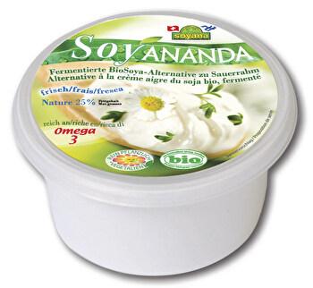 Soyananda Sauerrahm Alternative von Soyana preiswert bei kokku im veganen Onlineshop kaufen!