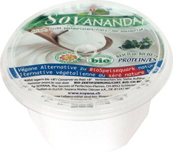 Soyananda Speisequark Natur von Soyana günstig bei Kokku im Veganshop kaufen!