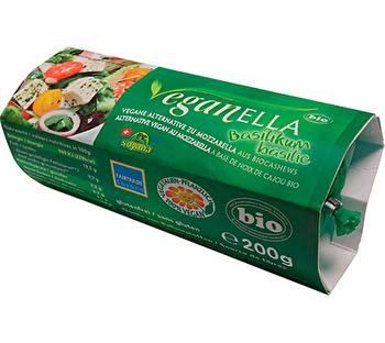 Veganella Basilikum - Veganer Mozzarella von Soyana günstig bei kokku kaufen!