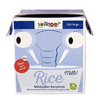Milli! Rice Mildsüßer Reisdrink von Soyatoo günstig bei Kokku im Veganshop kaufen!