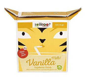 Milli! Vanilla Sojakeim Drink von Soyatoo günstig bei Kokku im Veganshop kaufen!