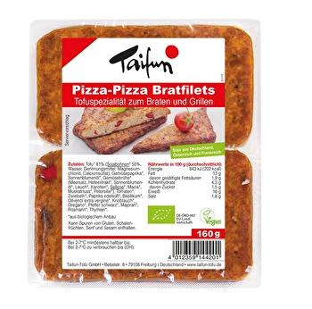 Pizza Pizza Bratfilets von Taifun günstig bei kokku im veganen Onlineshop kaufen!