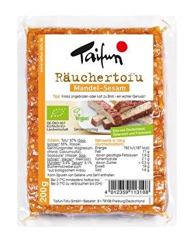 Räuchertofu Mandel Sesam von Taifun günstig bei kokku im veganen Onlineshop kaufen!