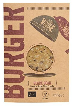 Black Bean Burger von Terra Vegane günstig bei Kokku im Veganshop kaufen!