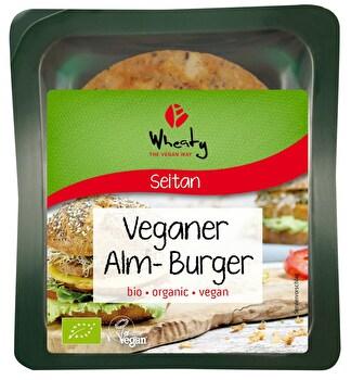 Alm Burger von Wheaty günstig bei Kokku im Veganshop kaufen!