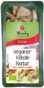 Vegankebab Natur von Wheaty günstig bei kokku im veganen Onlineshop kaufen!