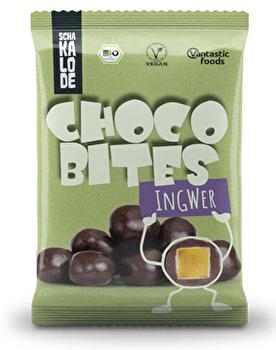 Choco Bites °Ingwer° von Vantastic Foods günstig bei Kokku im Veganshop kaufen!