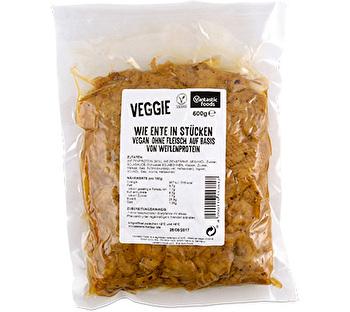 Veggie Ente in Stücken von Vantastic Foods preiswert bei kokku im veganen Onlineshop kaufen!