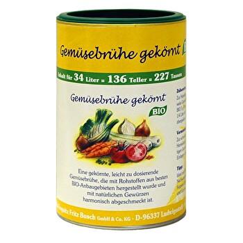 Vegane Gemüsebrühe gekörnt für 34l von Wela bei kokku kaufen.