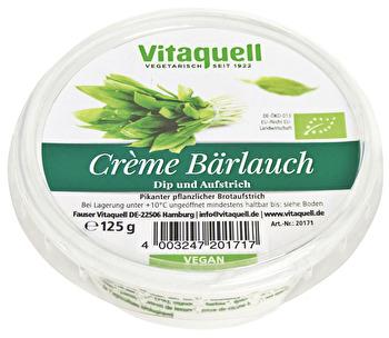 vegane Bärlauch Creme von Vitaquell preiswert bei kokku im veganen Onlineshop kaufen!