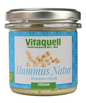 Hummus Natur von Vitaquell günstig bei Kokku im Veganshop kaufen!