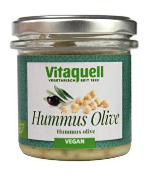 Hummus Olive von Vitaquell günstig bei Kokku im Veganshop kaufen!