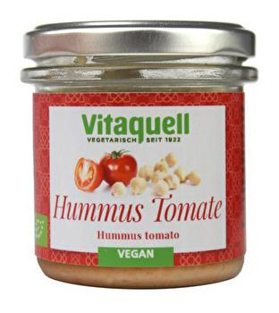 Hummus Tomate von Vitaquell günstig bei Kokku im Veganshop kaufen!