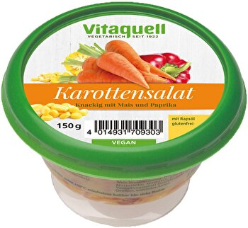 Karottensalat von Vitaquell günstig bei Kokku im Veganshop kaufen!