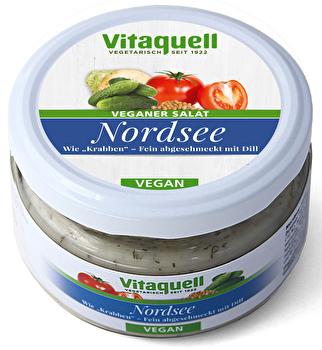 veganer Nordsee Salat von Vitaquell preiswert bei kokku im veganen Onlineshop kaufen!