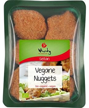 Vegane Nuggets von Topas Wheaty günstig bei kokku im veganen Onlineshop kaufen!