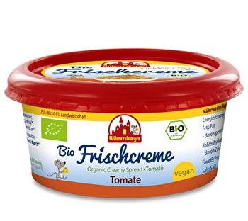Vegane Frischecreme Tomate von Wilmersburger günstig bei kokku im veganen Onlineshop kaufen!