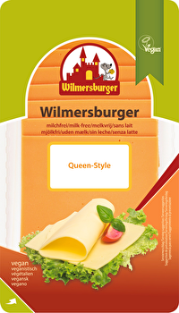 Scheiben Cheddar Style von Wilmersburger veganer Kaese günstig bei kokku im veganen Onlineshop kaufen!