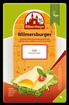 Scheiben Chili von Wilmersburger veganer Kääse günstig bei kokku im veganen Onlineshop kaufen!