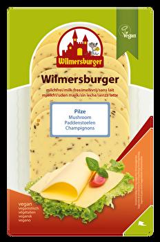 Scheiben Pilze von Wilmersburger veganer Kaese günstig bei kokku im veganen Onlineshop kaufen!