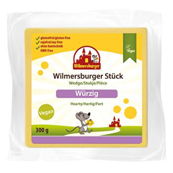 Das Wilmersburger Stück Würzig ist optisch kaum von der klassischen Variante zu unterscheiden.