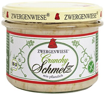 Crunchy Schmelz von Zwergenwiese günstig bei Kokku im Veganshop kaufen!