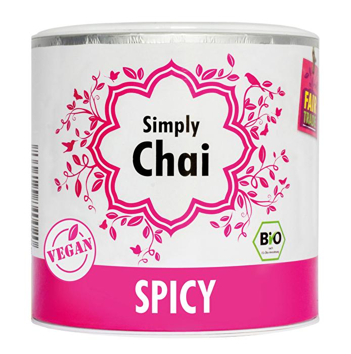 °Spicy° MINI von Simply Chai günstig bei Kokku im Veganshop kaufen!