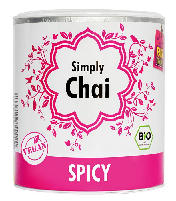 °Spicy° von Simply Chai günstig bei Kokku im Veganshop kaufen!